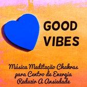 Good Vibes - Música Meditação Chakras para Centro de Energia Reduzir A Ansiedade com Sons Relaxantes New Age Espirituais by Serenity Spa: Music Relaxation