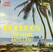 Boleros Con Sabor Antillano Vol 3 by Various Artists