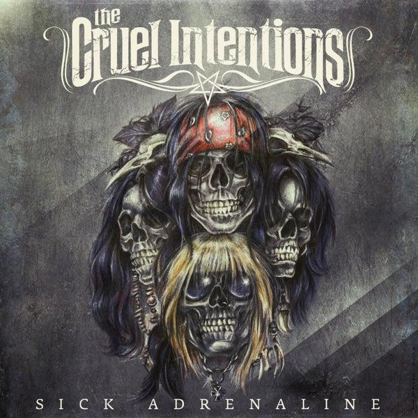 Sick Adrenaline (Single) by Cruel Intentions