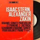 Brahms: Sonate pour violon et piano No. 2 - Dietrich, Schumann & Brahms: Sonate pour violon et piano
