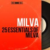 25 Essentials of Milva (Mono Version) von Milva