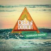 California (Korrado Remix) by Delhi 2 Dublin