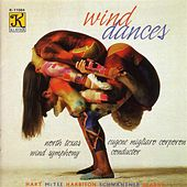 NORTH TEXAS WIND SYMPHONY: Wind Dances von Various Artists