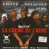 Best Of : La Crème du Crime de SHONE