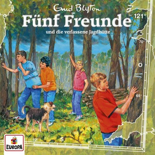 121/und die verlassene Jagdhütte von Fünf Freunde