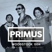 Woodstock 1994 (Live) de Primus