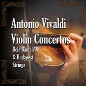 Vivaldi Violin Concertos by Bela Banfalvi
