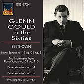 Glenn Gould in the Sixties by Glenn Gould