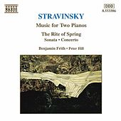 Music for Four Hands by Igor Stravinsky