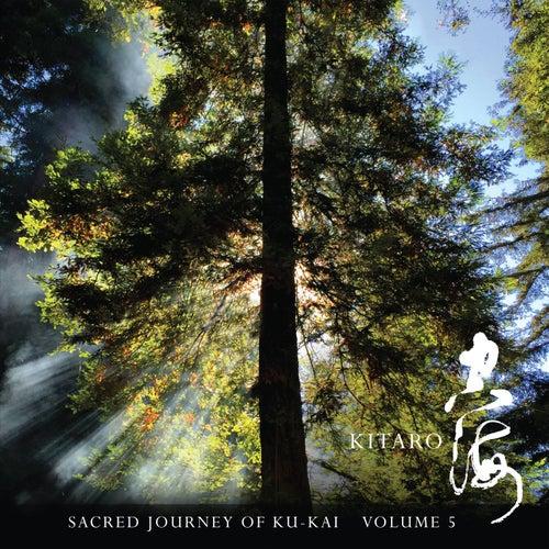 Sacred Journey of Ku-Kai, Volume 5 de Kitaro