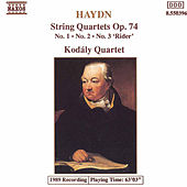 String Quartets Op. 74, Nos. 1-3 by Franz Joseph Haydn