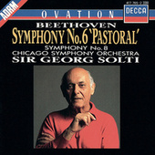 Beethoven: Symphonies Nos. 6 & 8 de Sir Georg Solti