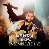 Ensemble, le live (Live) de Kendji Girac