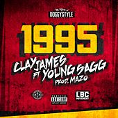 1995 (feat. Young Sagg) by Clay James