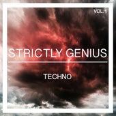 Strictly Genius Techno, Vol. 1 von Various Artists
