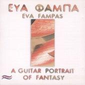 A Guitar Portrait of Fantasy by Eva Fampas