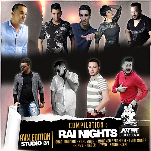 AVM Rai Nights Compilation by Various Artists