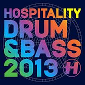 Hospitality Drum & Bass 2013 de Various Artists