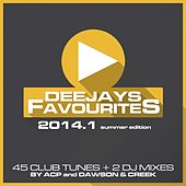 Deejays Favourites 2014.1 (Summer Edition) de Various Artists