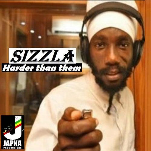 Harder Than Them de Sizzla