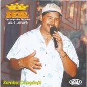 Samba Canção 2, Vol. 9 (O Príncipe dos Teclados) [Ao Vivo] von Zezo