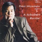 A Schubert Recital by Peter Miyamoto