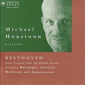 BEETHOVEN: Piano Sonatas Nos. 12-15, 21-27 by Michael Houstoun