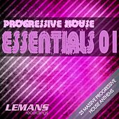 Progressive House Essentials 01 von Various Artists