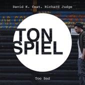 Too Bad (feat. Richard Judge) by David K.