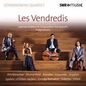 Les vendredis de Szymanowski quartet