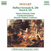 Mozart: Haffner Serenade, K. 250 / March, K. 249 di Wolfgang Amadeus Mozart