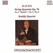 String Quartets Op. 76, Nos. 4 - 6 by Franz Joseph Haydn