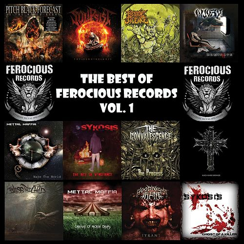 The Best of Ferocious Records, Vol. 1 by Various Artists