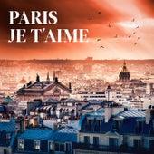 Paris je t'aime (Tubes de la chanson française sur Paris) von Various Artists