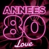 Années 80 Love de Various Artists