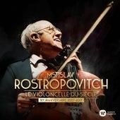 Le violoncelle du siècle de Mstislav Rostropovich