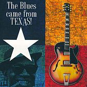 The Blues Came From Texas by Various Artists