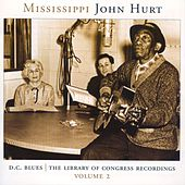 The Library Of Congress Recordings Vol. 2 Disc. 1 by Mississippi John Hurt