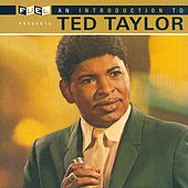 An Introduction To Ted Taylor by Ted Taylor