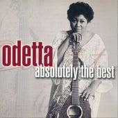 Absolutely The Best: Odetta by Odetta
