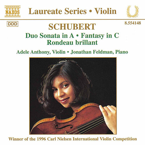 Music for Violin and Piano by Franz Schubert