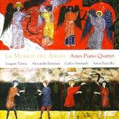 La Muerte del Angel by Ames Piano Quartet