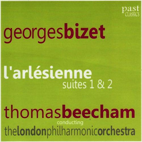 Bizet: L'arlésienne Suites 1 & 2 by London Philharmonic Orchestra