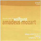 The Very Best of Wolfgang Amadeus Mozart de Various Artists