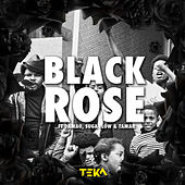 Black Rose (feat. Damao, Suga Flow & Tamar) [Single Edit] von Spoek Mathambo
