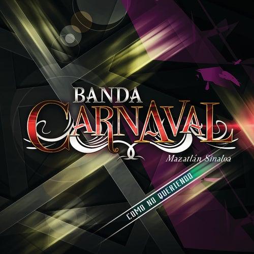Como No Queriendo by Banda Carnaval