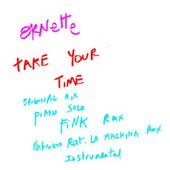 Take Your Time by Ornette