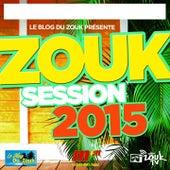 Zouk Session (2015) de Various Artists