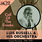 Call Of The Freaks (Original Recordings 1925 - 1929) by Various Artists