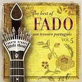 The Best Of Fado - Um Tesouro Português Vol.5 by Various Artists